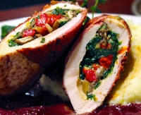 Stuffed Chicken Breast